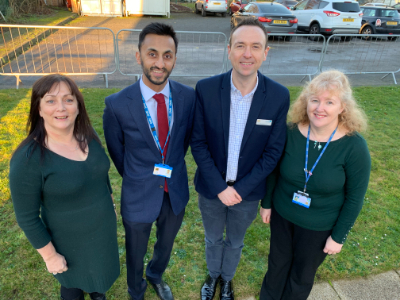 New era for GP surgery as it joins West Midlands healthcare trust